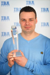 Yauheni Soupeev, IBA department head