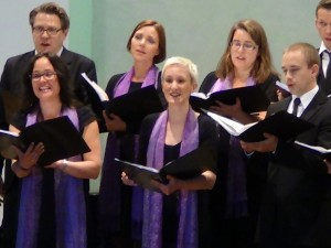 IBA Choir Performs at Minsk Philharmonic Society