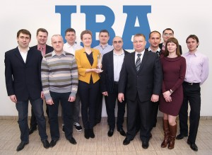 IBA Award-Winning Team