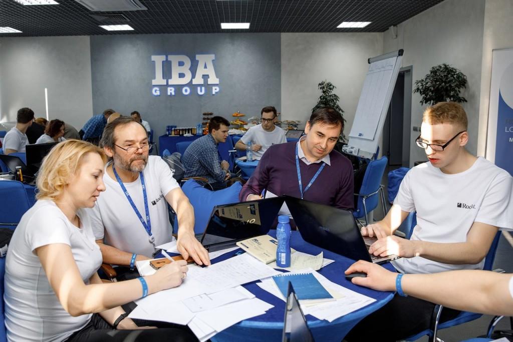IBA Group hosts Rocket.Build Local hackathon
