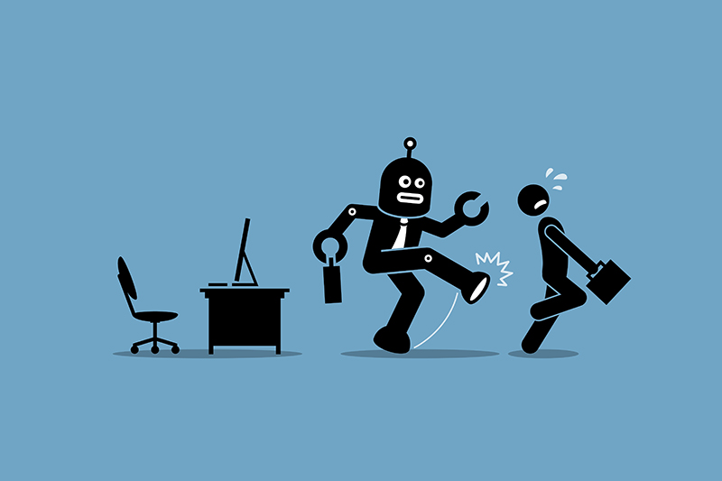 How Robots Will Change the Way We Work